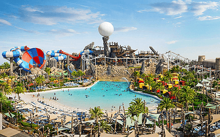 Yas Waterworld Abu Dhabi UAE