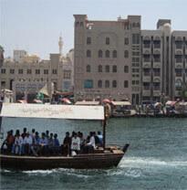 Bur Dubai Abra Dock - Dubai Attractions