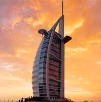 The Tower of Arabs (Burj Al Arab) - Dubai Attractions