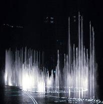 Dubai Fountain - Dubai Attractions