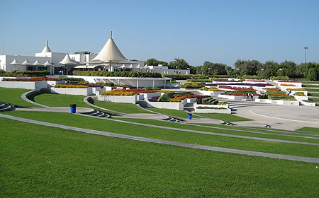 Al Mamzar Park Dubai UAE