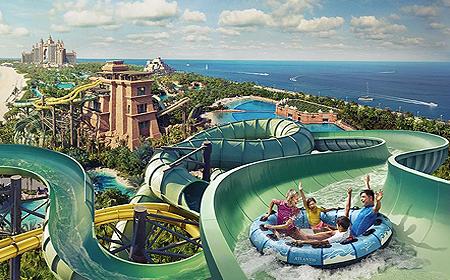Aquaventure Dubai UAE