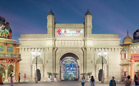 Bollywood Parks Dubai UAE