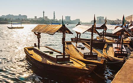 Bur Dubai Abra Dock Dubai UAE