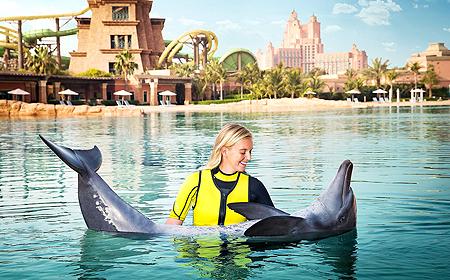Dolphin Bay Dubai UAE