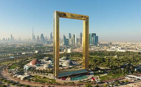 Dubai Frame Dubai UAE