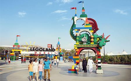 Lego Land Dubai Dubai UAE