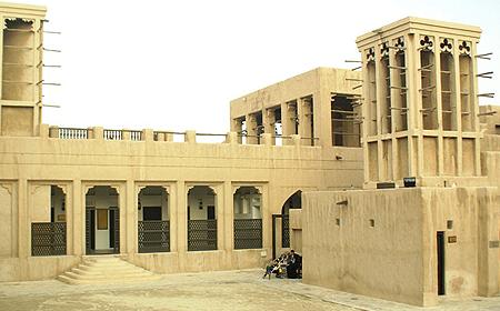 بيت الشيخ سعيد آل مكتوم دبي الإمارات العربية المتحدة