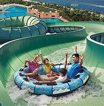 Aquaventure - Fun things to do in Dubai