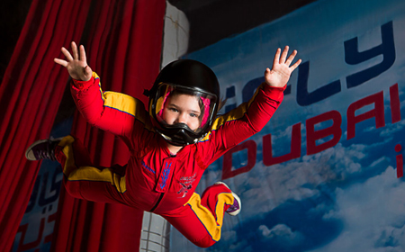 iFly Dubai & Play Nation - Fun things to do in Dubai