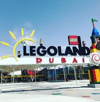 Lego Land Dubai - Fun things to do in Dubai
