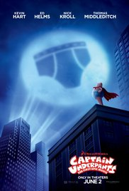 Captain Underpants: The First Epic Movie Dublin