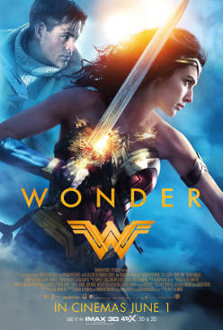 Wonder Woman Dublin