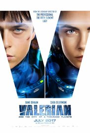 Valerian and the City of A thousand Planets Dublin