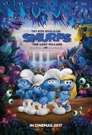 Smurfs: The Lost Village  Dublin