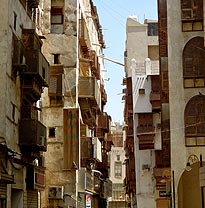 Balad Historical District Jeddah Saudi Arabia