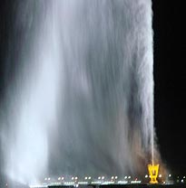 King's Fountain Jeddah Saudi Arabia