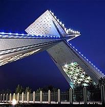 Makkah Gate Jeddah Saudi Arabia