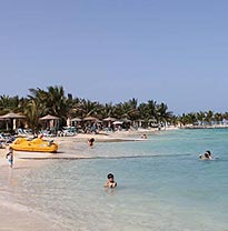 Silver Sands Beach Jeddah Saudi Arabia