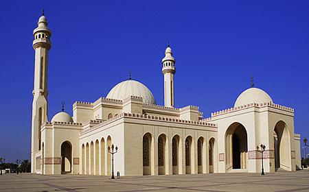 Al-Fatih Mosque Manama Bahrain