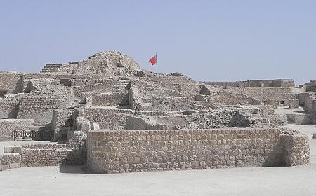 Barbar Temple Manama Bahrain