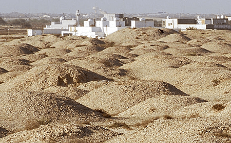 Dilmun Burial Mounds Manama Bahrain