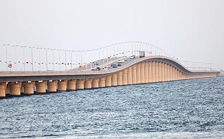 King Fahd Causeway Manama Bahrain