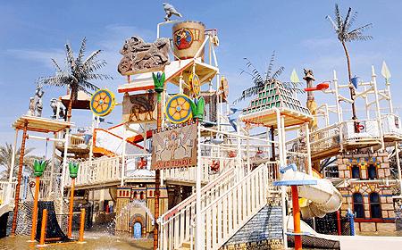 Lost Paradise of Dilmun Water Park Manama Bahrain