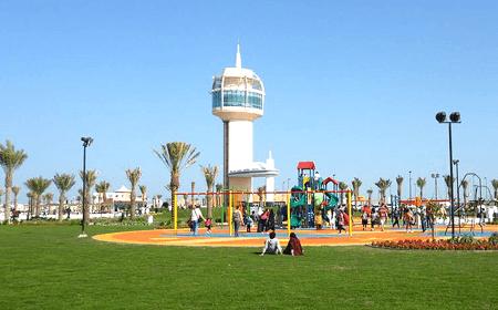 Prince Khalifa Bin Salman Park Manama Bahrain