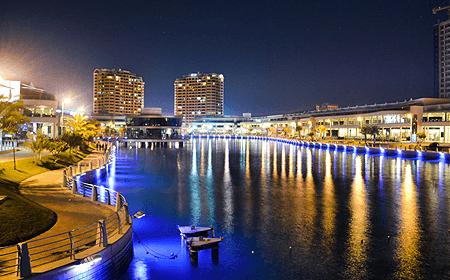 The Lagoon Park Manama Bahrain