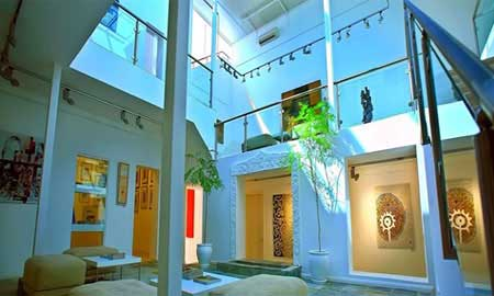 Bait Muzna Gallery Muscat