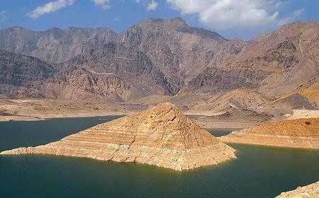 Wadi Ad Dahqah Muscat Oman
