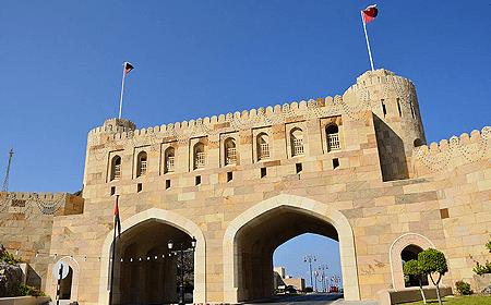 Muscat Gate Museum Muscat Oman