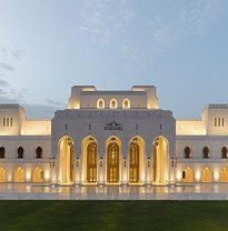 Royal Opera House - Muscat Attractions