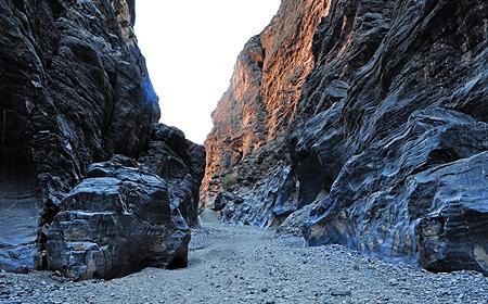 Snake Canyon Muscat Oman