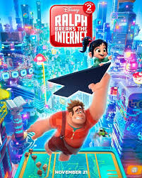 Ralph Breaks the Internet Muscat