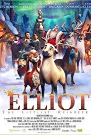 Elliot the Littlest Reindeer Muscat