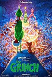 The Grinch Muscat