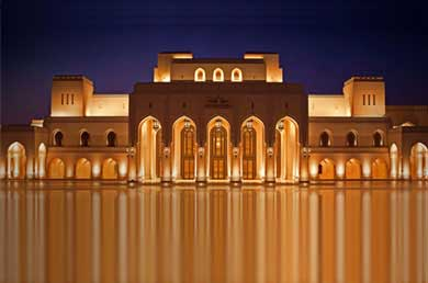 Royal Operal House Muscat