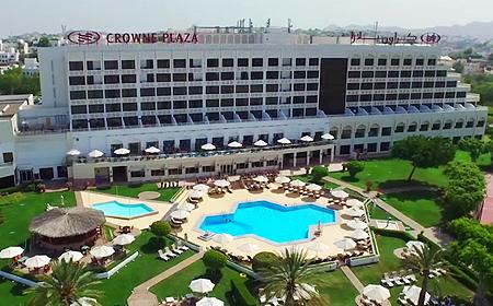 Crowne Plaza Muscat Muscat Oman
