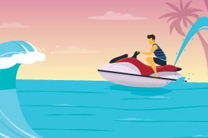 Ghantoot Water Sport Dubai