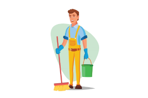 Modern City Building Cleaning Est Dubai UAE