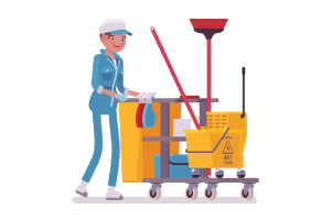 Power Cleaning Services & Building Maintenance Dubai