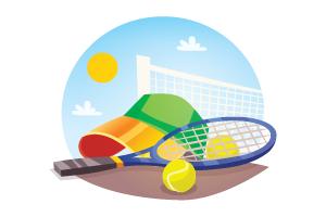 Meydan Tennis Academy Dubai UAE