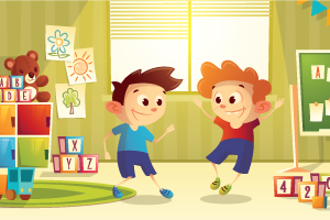 Creative Child Nursery School Doha Qatar