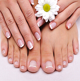 Mani & Pedicure Dubai UAE