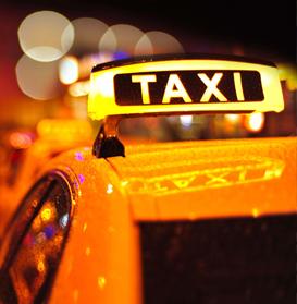 Public taxi Muscat