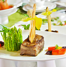 Celebrity Chef Dining Dubai