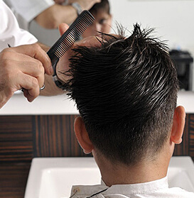 Gents Hairdresser Dubai UAE