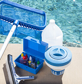 Pool Maintenance Abu Dhabi UAE